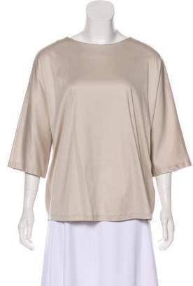 Fabiana Filippi Three-Quarter Sleeve Tunic