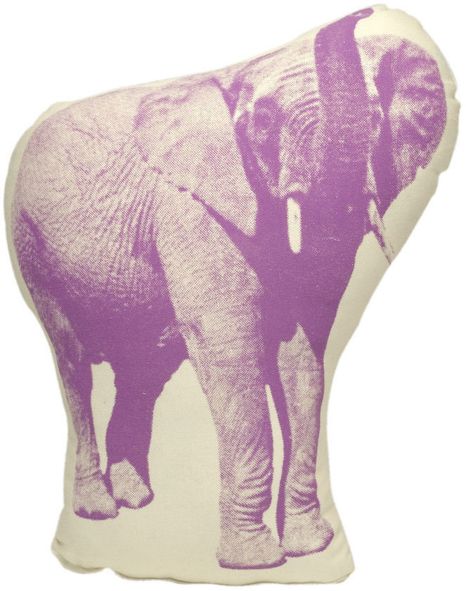 Fauna Pico Pillows - Elephant
