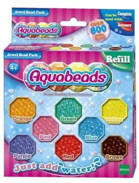 Aqua beads Aquabeads Jewel Bead Set Refill Pack