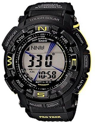 Casio (カシオ) - [カシオ]CASIO 腕時計 プロトレックタフソーラートリプルセンサー PRG-260G-1 メンズ [逆輸入品]