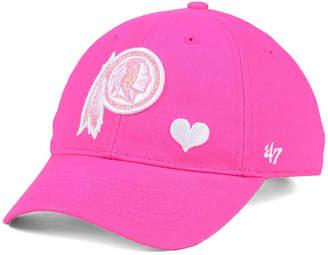 '47 Girls' Washington Redskins Sugar Sweet Mvp Cap