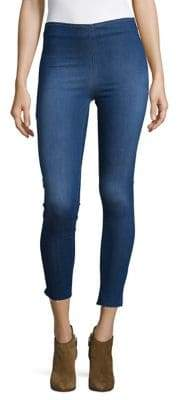 Free People Easy Does It Denim Leggings