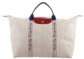 Longchamp Canvas Le Pliage Bag