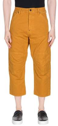 G Star 3/4-length trousers