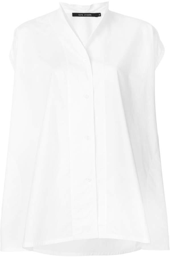 Sofie D'hoore oversized sleeveless shirt