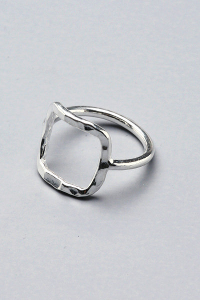 Adina Signature Square Ring