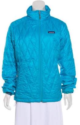 Patagonia Quilted Down Jacket