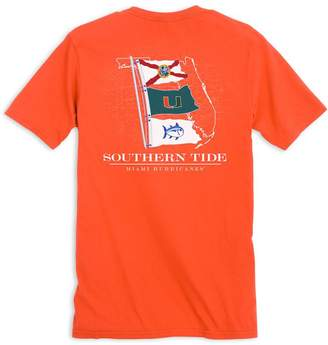 DAY Birger et Mikkelsen Game State Flag T-shirt - University of Miami