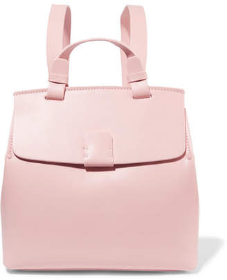 Nico Giani - Hoodia Leather Backpack - Pastel pink