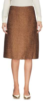 Laura Urbinati Knee length skirt