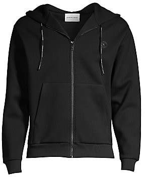 The Kooples Men's Zip Front Hoodie