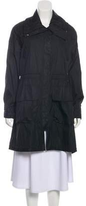 Armani Exchange 2016 Knee-Length Coat