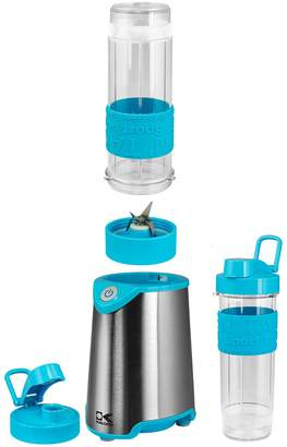 Kalorik Blue and Stainless Steel Personal Blender - Set of 2 bottles