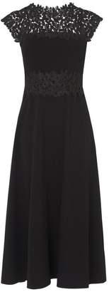 LK Bennett Salena Black Dress