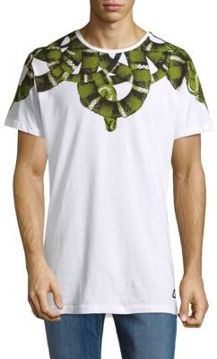 Snake Print Tee $100 thestylecure.com