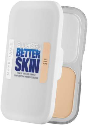 Maybelline New York Superstay Better Skin Powder Compact Foundation