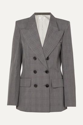 Etoile Isabel Marant Iliane Checked Cotton-blend Blazer