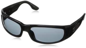 Black Flys Sonic Fly Wrap Sunglasses
