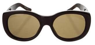 db4c41a4fa Dries Van Noten Black Sunglasses For Women - ShopStyle Canada