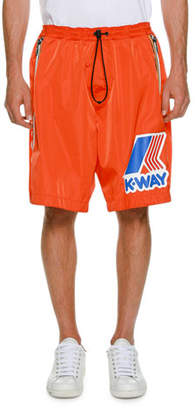 DSQUARED2 K-Way Draw-Cord Shorts
