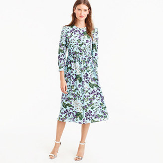 Collection midi dress in Ratti® morning floral print $395 thestylecure.com