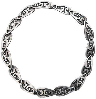 One Kings Lane Vintage Mexican Paisley Necklace - Marteau Jewelry