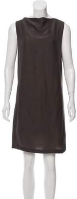 Rick Owens Silk Mini Dress