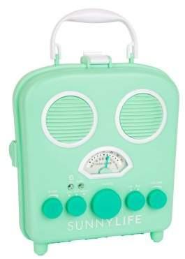 Sunnylife Beach Sounds Speaker and Radio