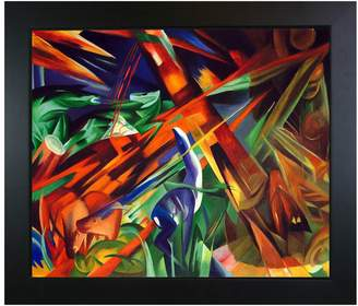 Overstock Art Fate of the Animals by Franz Marc (Canvas)