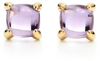 9d9820870 Paloma's Sugar Stacks earrings in 18k gold with amethysts