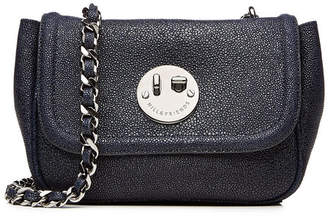 Hill & Friends Happy Chain Leather Shoulder Bag