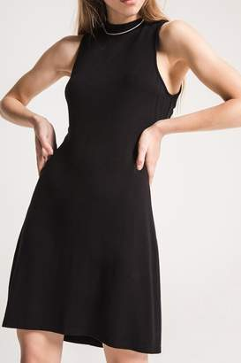 Others Follow Black (Almost)backless Dress