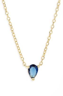 Women's Shashi Kamila Pendant Necklace $57 thestylecure.com