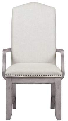 Samuel Lawrence Prospect Hill Upholstered Back Arm ChairProspect Hill Arm Chair 2/ctn