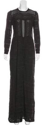 Isabel Marant Lace Maxi Dress