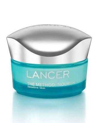 Lancer The Method: Nourish Moisturizer - Sensitive and Dehydrated Skin, 1.7 oz./ 50 mL