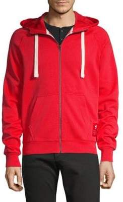 G Star Full Zip Hooded Sweatshirt