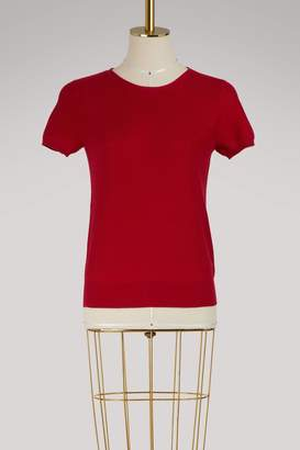 Loro Piana Beausoleil short-sleeved top