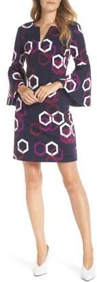Trina Turk trina Pali Hexagon Dress
