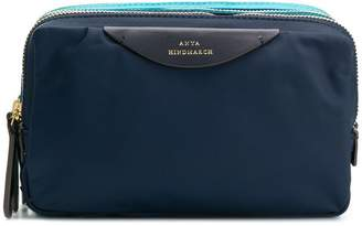 Anya Hindmarch stack triple make up pouch