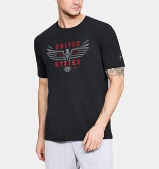 Under Armour Men's UA Freedom US Eagle T-Shirt