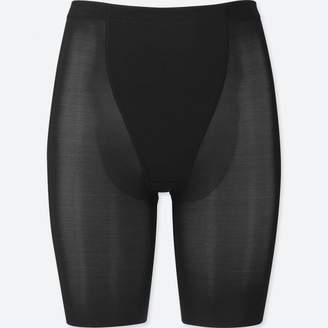 Uniqlo WOMEN Body Shaper Non-Lined Half Shorts (Support)