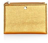 OAD Women's Everywhere Metallic Leather Travel Wallet