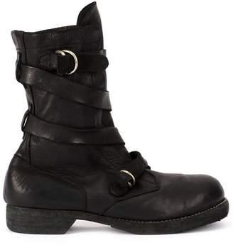 Guidi harness boots