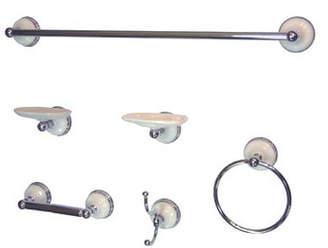 Kingston Brass Victorian 6 Piece Bathroom Hardware Set