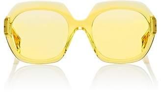 Maison Margiela Women's MMMONO Sunglasses - Yellow
