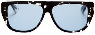 Christian Dior DiorClub2 D-frame acetate sunglasses