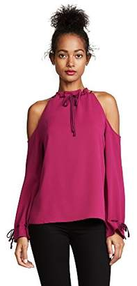 06ddf8717e7db1 Cooper   Ella Women s Cold Shoulder Blouse