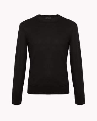 Theory Feather Merino Crewneck