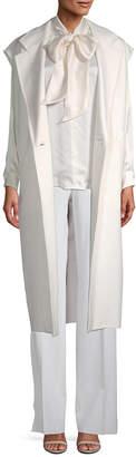 Max Mara Ciurma Wool-Blend Vest